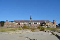 Abandoned childrens tuberculosis hospital