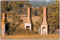 Abandoned Chimney Photo by David Watson