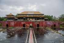 Abandoned Chinese Theme Park