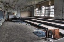 Abandoned choir room Abandoned for  years and counting check out the comments to see the a video of the place