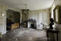 Abandoned Chteau Marianne Castle France By PicturWall iLOVEyourHOME