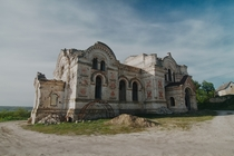 Abandoned church dating back to  in Moldova Europe Has a dark story connected to it Details in the first comment