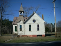Abandoned Church- Eastern Shore of Maryland