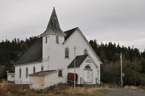 Abandoned Church for sale in NL Canada