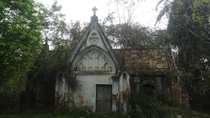 Abandoned church I found in the countryside
