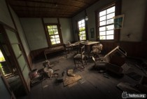 Abandoned Clinic in Japan  Doctors Room
