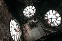 Abandoned Clock Tower