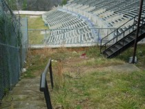 Abandoned College Stadium Atlanta