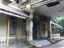 Abandoned Colonial Estate I explored in Downtown Yangon Myanmar BurmaGallery Inside