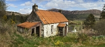 Abandoned cottage Scotland by Katybun of Beverley