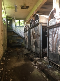 Abandoned Cremators Nopeming Sanatorium was Featured on Ghost Adventures Duluth MN