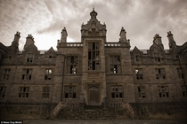 Abandoned Denbigh Asylum in Wales by Mathew Growcoot  Album in comments