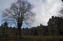 Abandoned Denbigh Insane Asylum North Wales UK - Constructed in  closed in