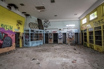 Abandoned detention center Virginia  x