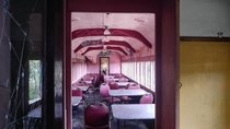 Abandoned Dining Car - Zig Zag Railway NSW Australia
