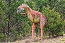 Abandoned Dinosaur World Theme Park in Beaver Arkansas Photo Dax Ward