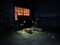 Abandoned Factory Connecticut