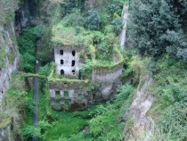 Abandoned Factory in Sorrento Italy