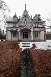 Abandoned Fairytale Home