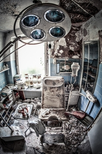 Abandoned Family Doctors  Clinic Germany  Album in comments