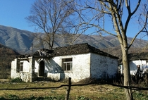 Abandoned Farmhouse in Post-Communist Albania