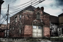 Abandoned Fire Station In Toledo Ohio