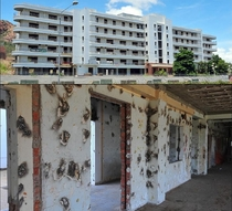 Abandoned for  years hospital in Townsville QLD more pictures in comments