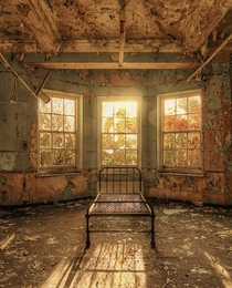 Abandoned for years Severalls Mental Hospital Colchester UK All knocked down shame its was an eerie place to visit
