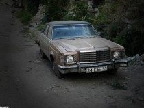 Abandoned Ford Granada