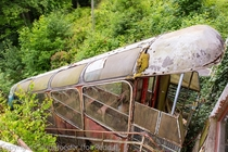 Abandoned Funicular railway from Bad Ems in Germany More in post