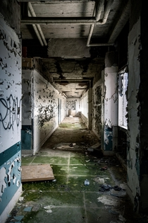 Abandoned General Hospital in Canada Closed and abandoned since  was listed for  million but sold for k in