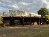 Abandoned General Store Dinninup Western Australia x
