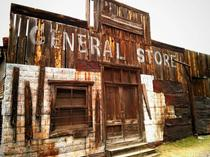 Abandoned General Store in Glenwood New Mexico