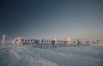 Abandoned Ghost Base on Brunt Ice Shelf Still Operating After Researchers Were Forced to Abandon It - Antarctica