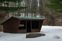 Abandoned Girl Scouts Campground Beechwood National Park Sodus NY