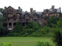 Abandoned girls school in Millbrook NY