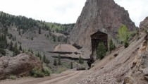 Abandoned gold mine in Creede CO  OC
