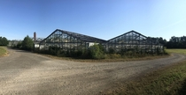 Abandoned Greenhouses in Germany