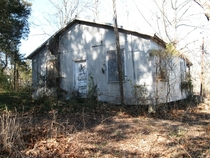 Abandoned Grocery Store Preston Ferry Arkansas   Before photo link in comments
