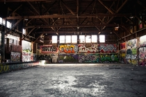 Abandoned Gym In Treasure Island