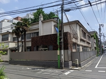 abandoned health clinic amp attached residence Japan