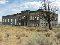 Abandoned High School in Hanford Washington by Ron amp Jane