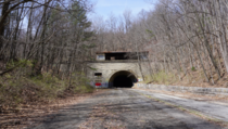 Abandoned Highway Tunnel in Pennsylvania