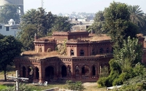 Abandoned home in Sialkot Pakistan after family moved to India in