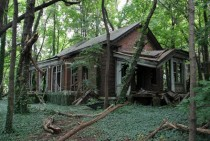 Abandoned Home North Brother Island NY