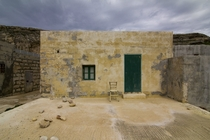 Abandoned home on Gozo Island - Malta