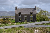 Abandoned home There any many like it scattered around Ireland