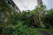 Abandoned Hospital in Brownsville PA