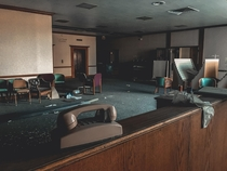 Abandoned Hotel in Kansas