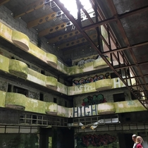 Abandoned Hotel on the azores